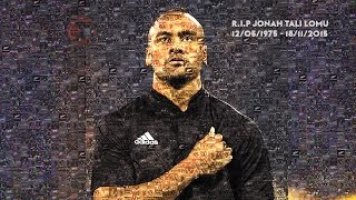 TRIBUTE TO JONAH LOMU: ALL BLACKS LEGEND | SKY TV