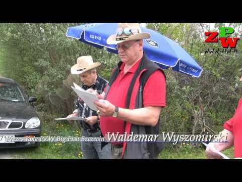I Tura Mistrzostw Koła PZW Big Fish Szczecin 2012