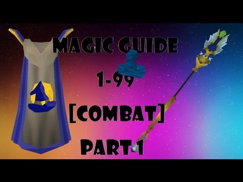 Fast gains [1-99 magic guide] #Combat (part 1)  [RS3 onwards]