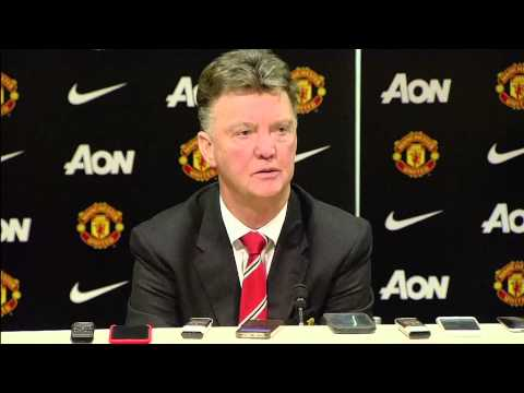 Louis van Gaal on Hull win, Di Maria out of Stoke match, unsure over Wayne Rooney