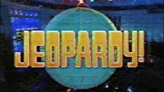 15 minutes of the Jeopardy think music
