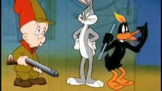 BLOOPER BUNNY - DAFFY DUCK