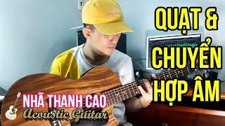 GUITAR HỎI & ĐÁP #2: ĐÁNH QUẠT BOLERO & CHUYỂN HỢP ÂM - PHỐ ĐÊM (PHẦN 1) | NHÃ THANH CAO