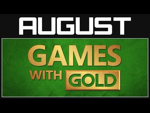 Xbox One Games with Gold August 2014 | July Recap