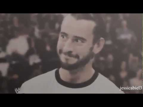 AJ + Cm Punk | baby im addicted to you