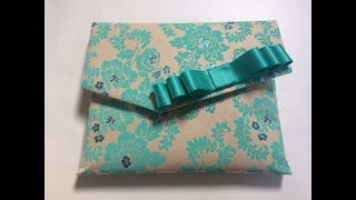 Gift Wrapping Awkward Objects