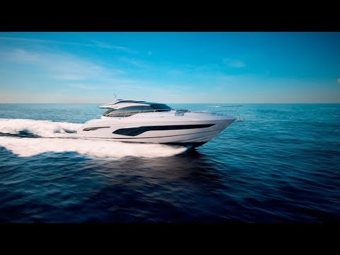 All New!! 2018 Princess V65 2800HP!