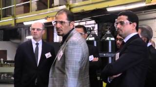 S&L Welcomes U.S. Ambassador, Yemen Business Leade