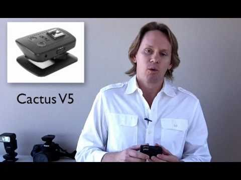 Cactus V5 Flash Trigger Review