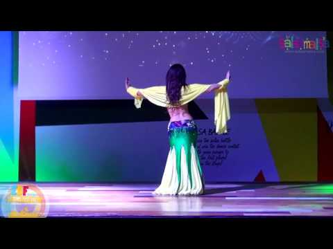 Dilek Turan Belly Dance Performance | EDF 2017