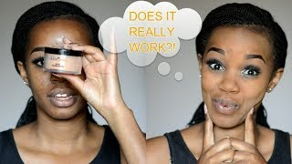 POWDER  BEFORE FOUNDATION?!   DOES IT REALLY WORK?
