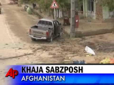Taliban: No Peace Until U.S. Leaves Afghanistan