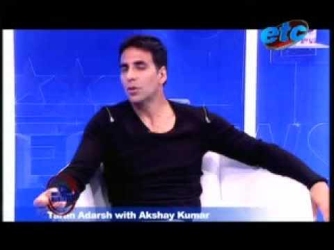 Akshay Kumar Talks About Kambakkth Ishq {Day 1 - Part 1}