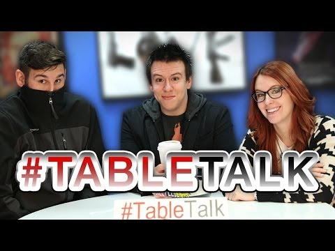 Already Inventions on #TableTalk!