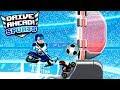 Драйв Ахед СПОРТ БИТВА на ТАЧКАХ игра про смешные машинки для детей как мультик Drive AHEAD Sports mp3