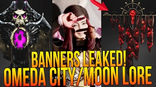 Paragon Banners Leaked & Omeda Lore
