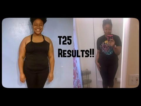 T25 Results & Fitness Updates!