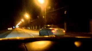 Nissan Silvia S15 vs MB CL600 V12