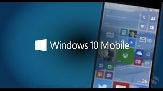 Инструкция по установке/откату c Windows Mobile 10