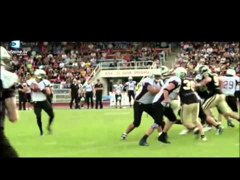 Czech Bowl XIX Prague Black Hawks vs. Prague Panthers