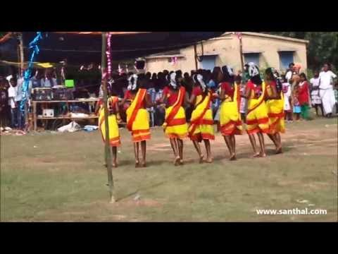 Santhali ( Santali ) Dance Performance  Song - Ul Bili Hormo Taam video