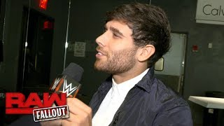 Why Noam Dar doesn't play well with others: Raw Fallout, Aug. 21, 2017