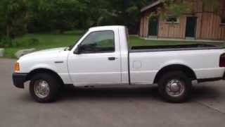2005 Ford Ranger Review Video