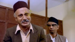Department - Anupam Kher Reacts On The Corrupt System - Custom Department Superhit Scene - Saaransh