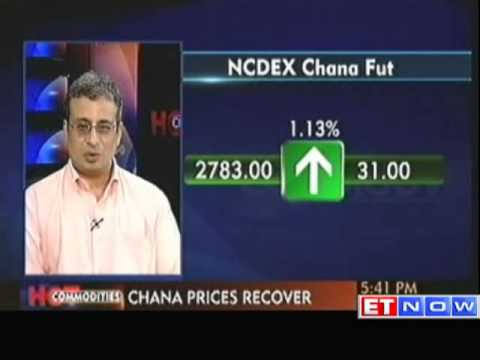 Agro Commodity Watch  Chana, Sugar Prices Gain