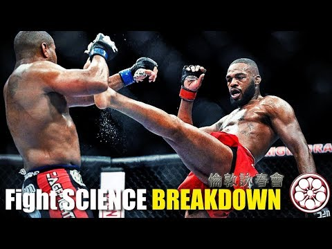 Jon Jones SPECIAL MMA Weapon UNCOVERED ? HOW He Wins Fights with Traditional WING CHUN Technique