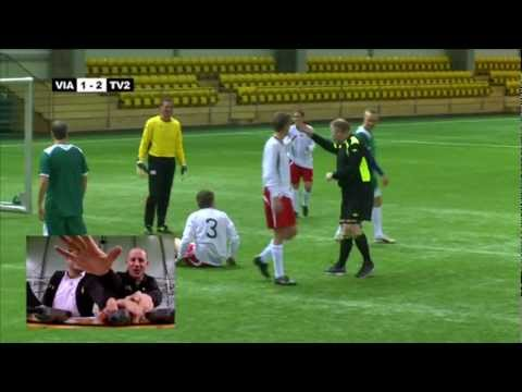Golden Goal – Elektrosjokkfotball (Electroshock football/soccer with English subs!)