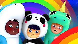 Learn Colors Song for kids Mainan dan lagu anak-anak الحروف الانجليزية للاطفال العاب اطفال One Zeez