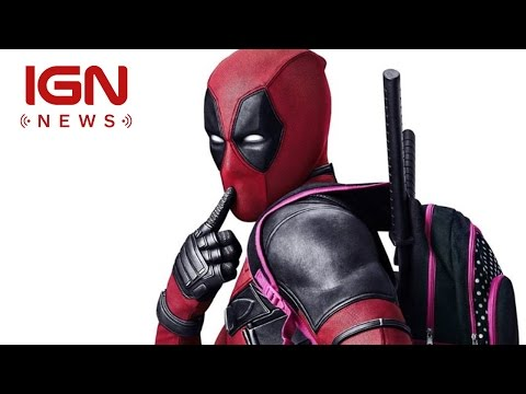 Deadpool 'Denied' Permission to Screen in China - IGN News