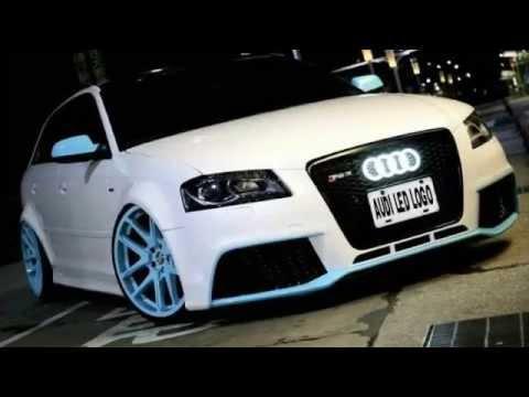 Audi Front Grill Led Illuminated Badge Light Emblem 27