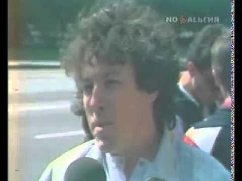 "Программа ""Весёлые ребята"" 1986"