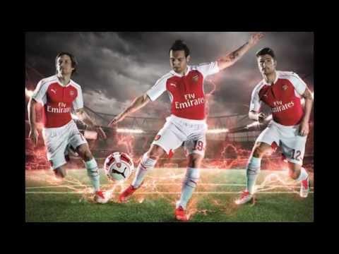 Pemain Arsenal 2016