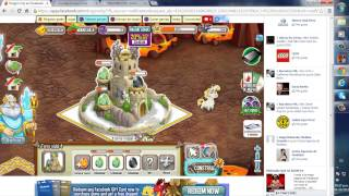 Dragon city | Hack para comprar con 25 gemas Torre Nidal Nivel 4 (2015)