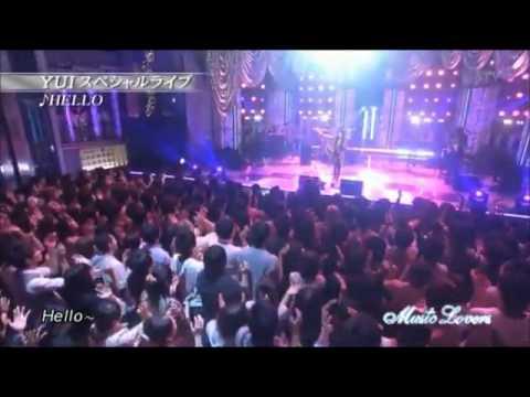 YUI スペシャルライブ - HELLO~翼をください~Green A.live - YouTube.flv