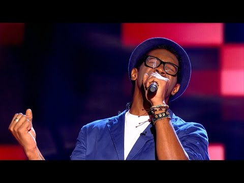 Marc Armstrong performs 'Jealous Guy' - The Voice UK 2015: Blind Auditions 2 - BBC One