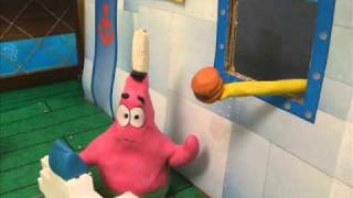 Spongebob Squarepants - Patrick's First Day At Work