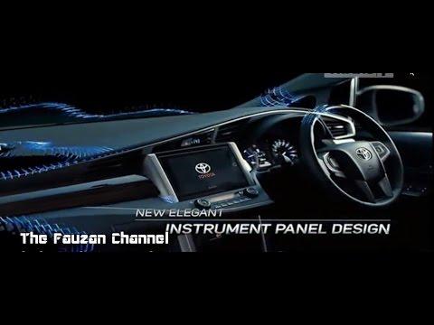 Iklan All New Kijang Innova - Interior @ Trans7