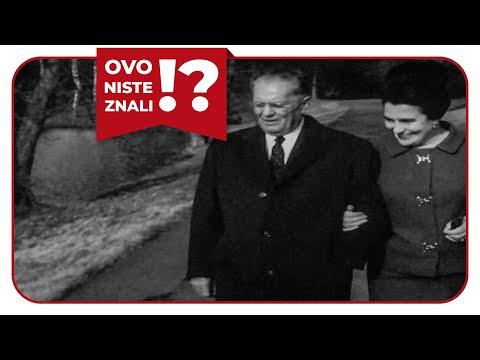 Sve Titove ljubavi: Obožavao je žene, ali koja je jedina koju je voleo? Imao je i tajni afrodizijak!