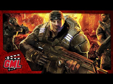 GEARS OF WAR - FILM JEU COMPLET FRANCAIS