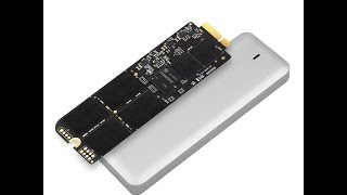 Transcend JetDrive 720 Macbook Pro Upgrade