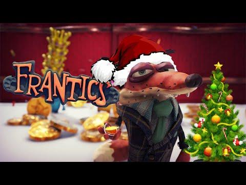 Boldog Karácsonyt kíván a Róka!