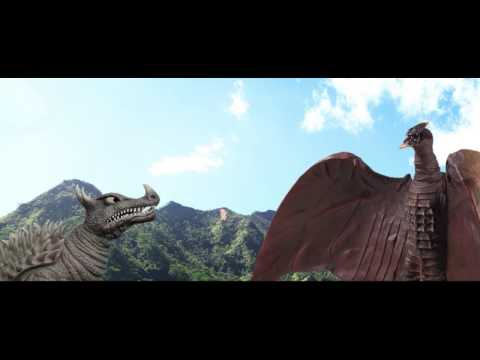 Godzilla Meets My Little Pony video