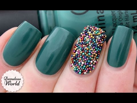 Caviar Nail Art Tutorial