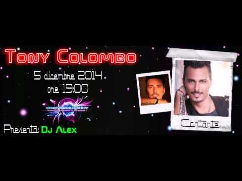 RadioEnjoy presenta Tony Colombo