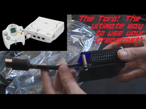 Keep Dreaming - Dreamcast Toro VGA Box (RGB SCART) - Adam Koralik