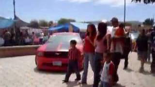 Fiesta  san jose agua azul  car show 2010